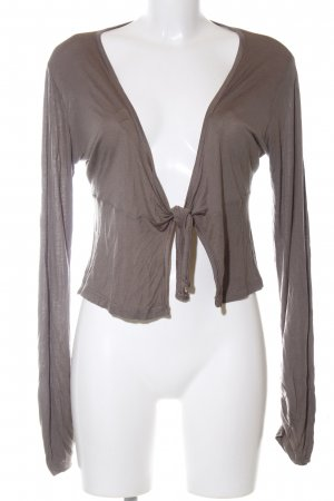 Dept Bolero marrone stile casual