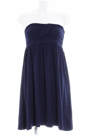 Dept Bustierkleid dunkelblau Casual-Look
