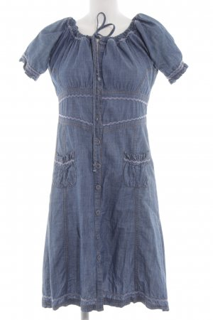Dept Jeanskleid blau Casual-Look
