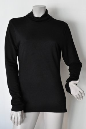 Dept Turtleneck Sweater black viscose
