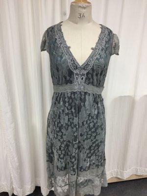 DEPT Kleid mit Spitze, Größe 36