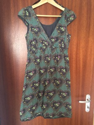 Dept Kleid mit verspieltem Muster