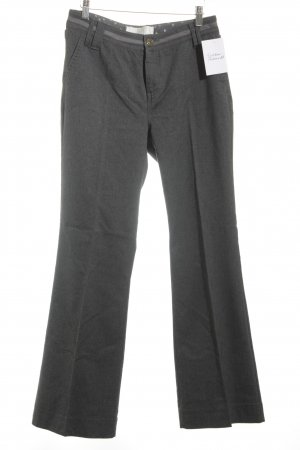 Dept Stoffhose dunkelgrau Business-Look