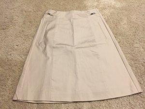 Orsay Jupe à plis beige