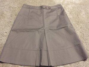 Orsay Jupe à plis brun