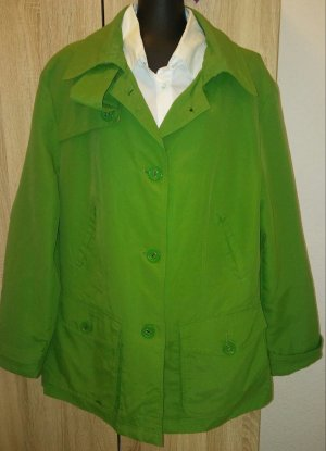C&A Trench Coat green-grass green