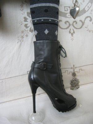 Derb Coole Sexy Stiefeletten Stilettos 13 cm Limited Edition NP 260 € Top Neu
