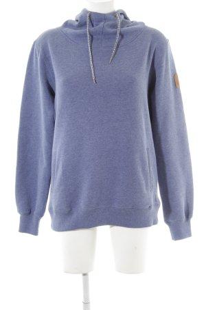 Derbe Kapuzensweatshirt mehrfarbig Casual-Look