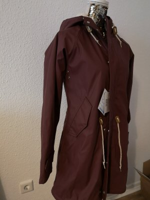 Derbe Raincoat bordeaux