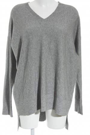 Derek Lam Long Sweater light grey casual look