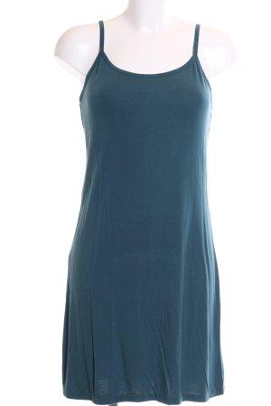Derhy Hemdblusenkleid blau Allover-Druck Casual-Look