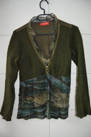 Derhy Oberteil gr.M pullover cardigan
