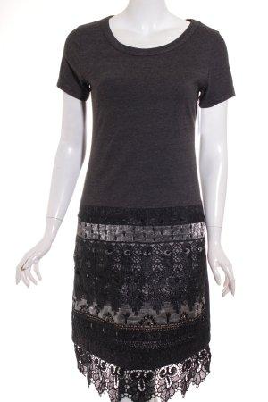 Derhy Shirtkleid mehrfarbig Casual-Look