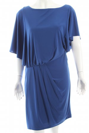 Derhy Stretchkleid blau Party-Look