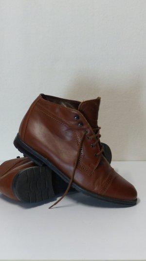 Desert Boots, Leder