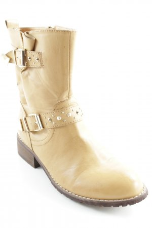 Chukka boot multicolore Détail de rivet