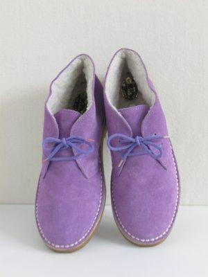 Desert Boots, Wildleder, warm