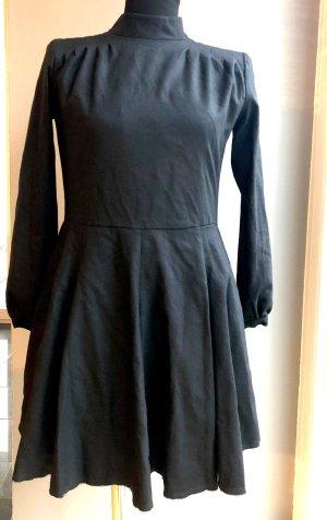 Design Minikleid aus Woll-Twill von Wunderkind