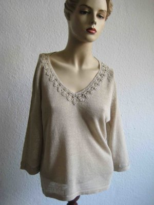 Design Shirt von Luisa Cerano in beige - casual Look