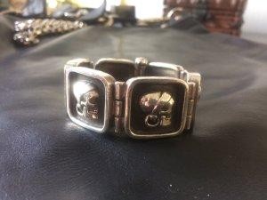 Braccialetto in argento argento Argento
