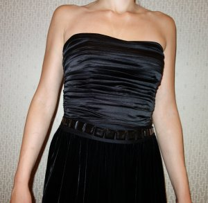 Designer Abendkleid von Georges Rech Gr. 36 neu ohne Etikett