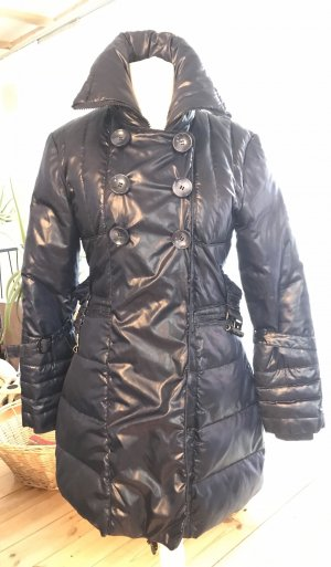 ROAD Quilted Coat blue