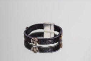 Designer Armband aus Leder - NEU-