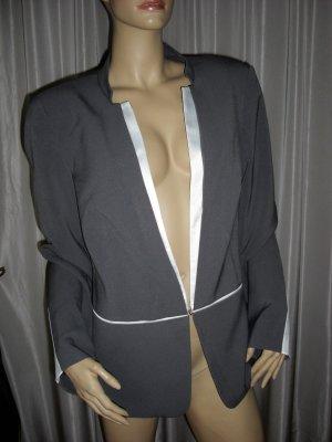 Designer Blazer  KAREN BY SIMONSEN   Gr 44   neuwertig  grau