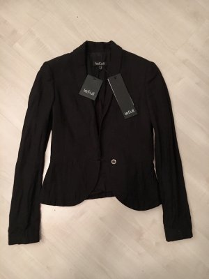Le Full Wool Blazer black