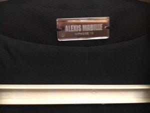 Designer Blazer Neuwertig schwarz