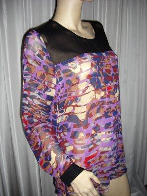 Designer Bluse MARCEL OSTERTAG by S.Oliver  Gr 42