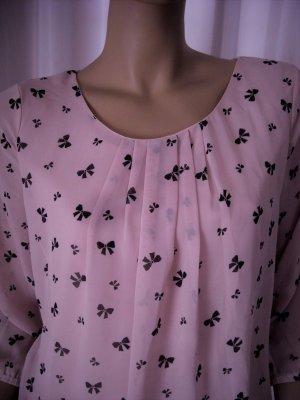 Designer Bluse Tunika ANN Christine  Gr 36 / 38  Rose