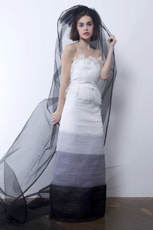 Designer Brautkleid 36-38