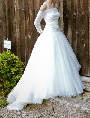 Designer- Brautkleid aus Seide von Le Spose di Gio
