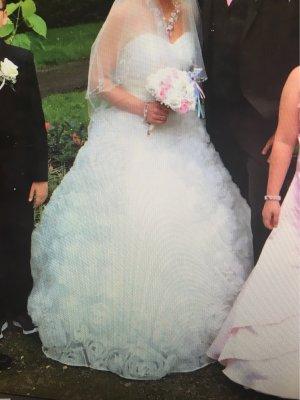 Designer Brautkleid Hochzeitskleid von Madeleine Gardner