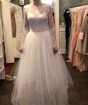 Designer Brautkleid neu und ungetragen XS