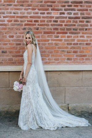 """Designer Brautkleid zum """"Wiederverlieben"""""""