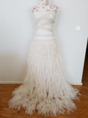 Designer Couture Brautkleid Hochzeit Ball Verlobung Kleid Np: 3600€