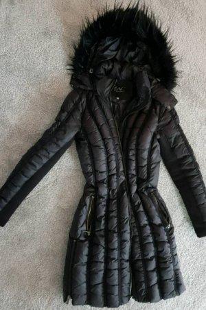 Zac Posen Manteau en duvet noir