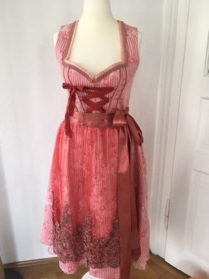 Dirndl pink mixture fibre