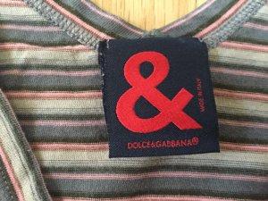 Dolce & Gabbana Camiseta multicolor Algodón