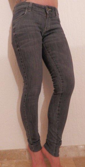 Designer edel Skinny Röhre Siwy Jeans Fashion Blogger Moss Style