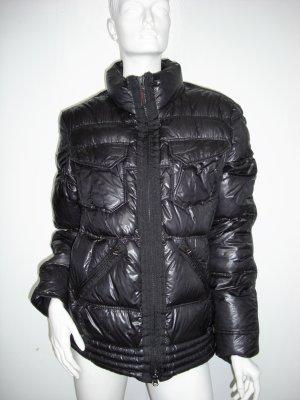 Fame Down Jacket black