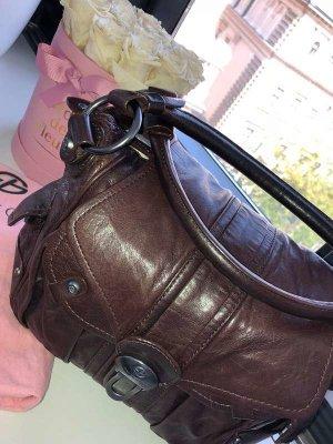 DESIGNER Francesco Biasia echt Lederhandtasche