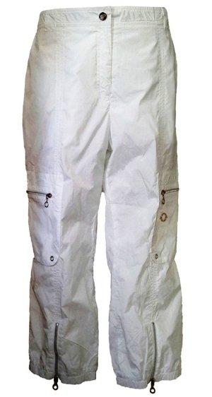 Sportalm Pantalone bianco-argento Poliestere