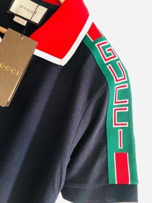 Gucci Polo Shirt dark blue