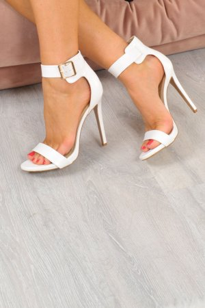 Business Shoes white