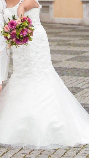 Designer Hochzeitskleid von Enzoani gr M