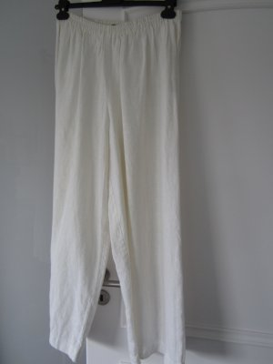 desires Marlene Trousers natural white linen