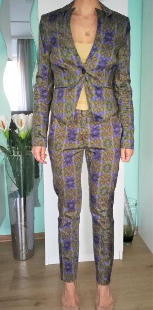 Designer Hosenanzug von Eleven Paris XS 34 Business Anzug Hose & Blazer